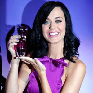 Presentation de PURR le parfum de Katy Perry