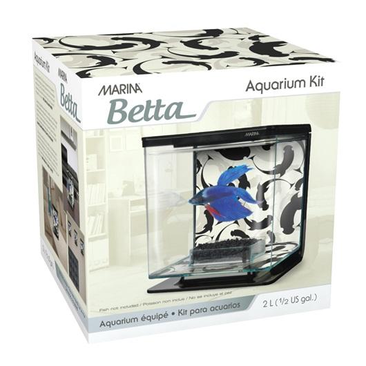 Aquarium pour betta ying yang le jardin des animaux for Aquarium a acheter