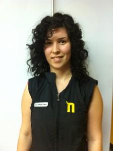 Cynthia Therrien toiletteuse au JArdin Des Animaux de Sherbrooke