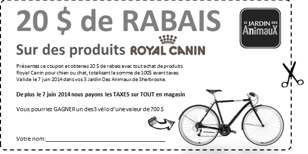 image regarding Royal Canin Printable Coupon referred to as Coupon rabais kleenex royale : Excellent 19 tv set specials