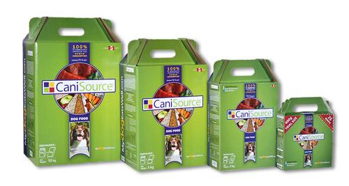 canisource-format des produits