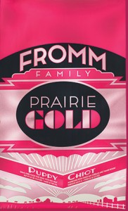 prairie-gold-dog-dry-puppy- Fromm Prairie Gold nourriture pour chiot